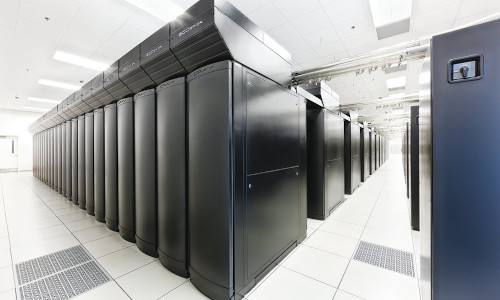 The Blue Waters supercomputer at the National Center for Supercomputing Applications at the University of Illinois Urbana-Champaign